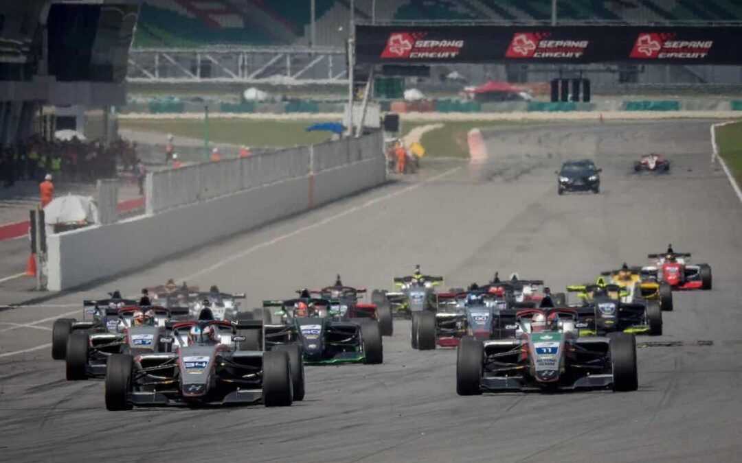 F3 Asian Championship Certified by FIA Prepares for China Debut