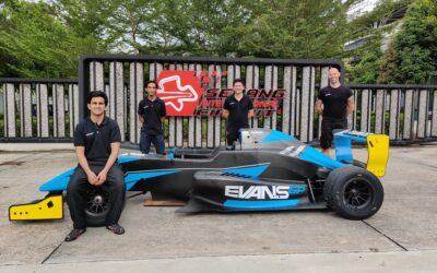 Successful Evans GP test for Muhammad Ibrahim