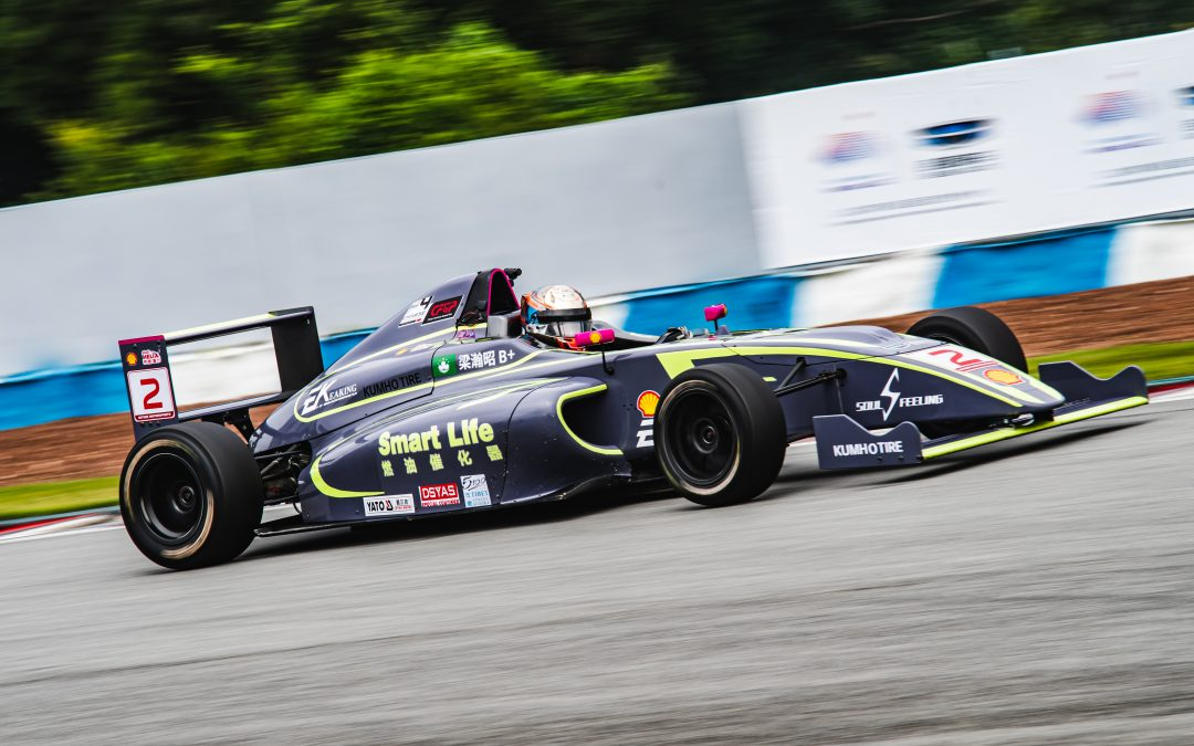 Leong returns for Macau GP while He Zijian aims for title success