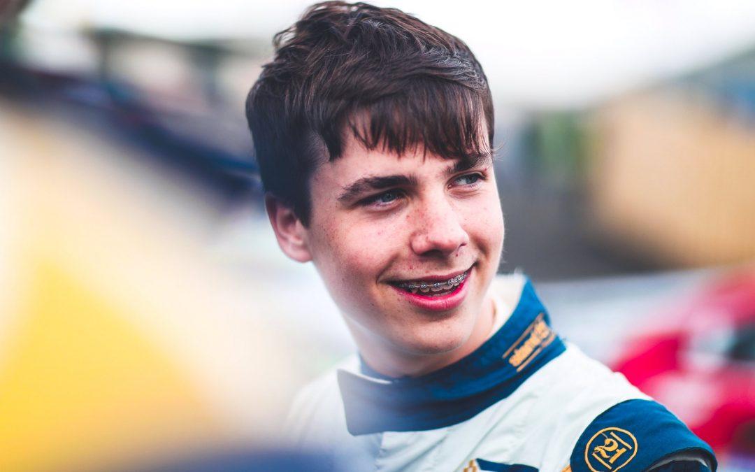 Casper Stevenson joins Evans GP for Asian F3
