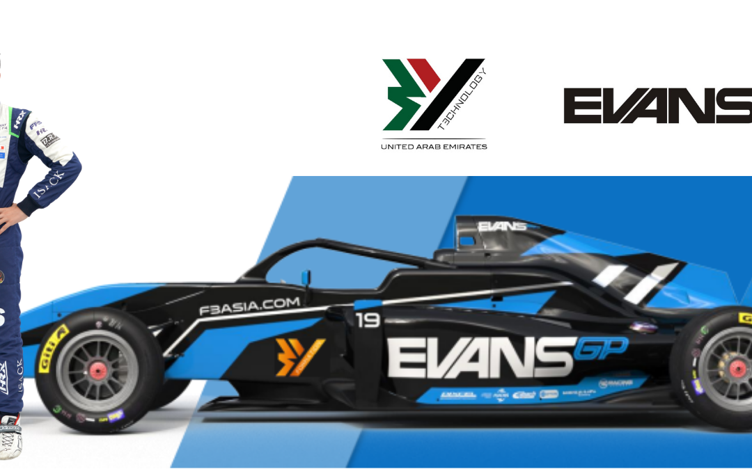 Isack Hadjar Confirmed for Asian F3 Assault with 3Y Evans GP