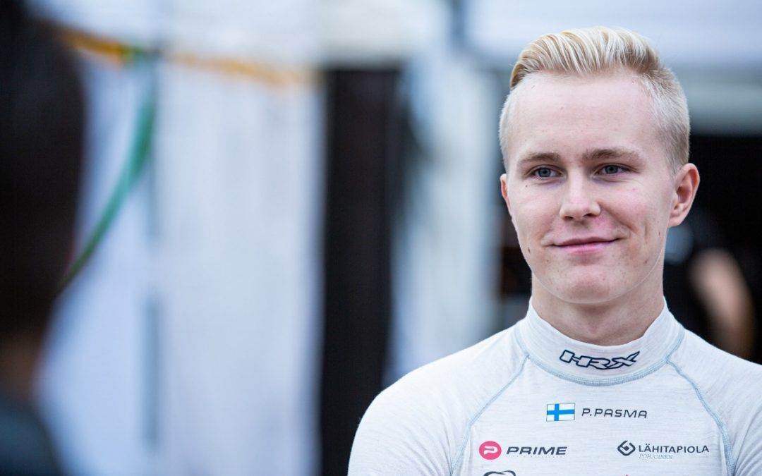 Patrik Pasma joins Evans GP line up for Asian F3