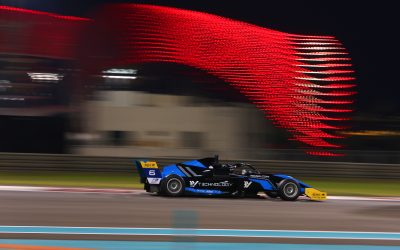 Another strong performance for 3Y Evans GP Team Oloi in Abu Dhabi