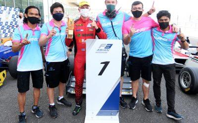 Evans GP Team OLOI extends win streak in F3 Finale