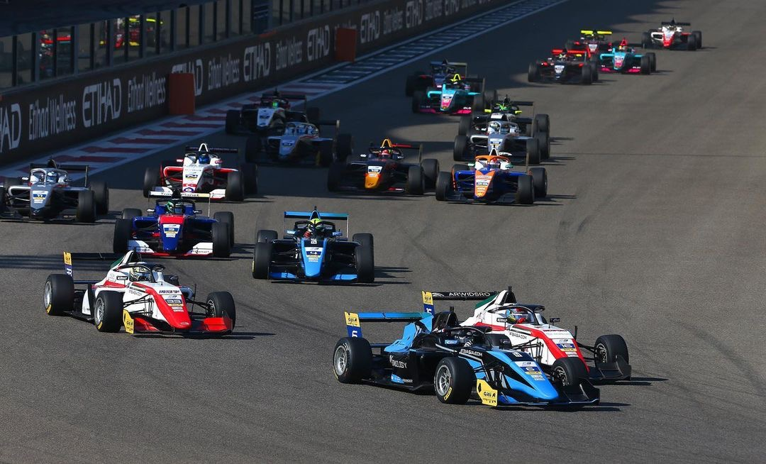 F3 Asian Championship Certified by FIA Confirms 2022 Season